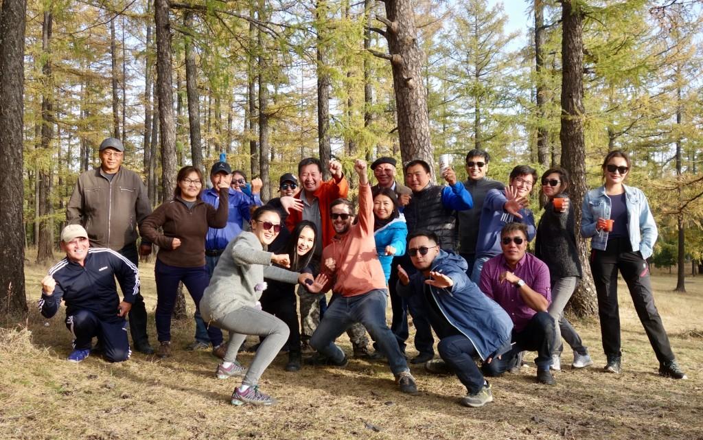 Equipe Ciel Mongol 2019