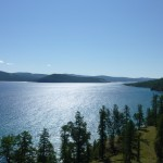La province de Khovsgol et le lac Khovsgol