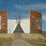 Le monument de Gengis Khan