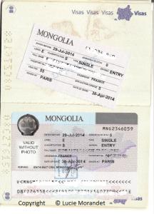 Visa Mongol