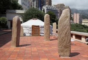 Exposition Monaco - missions archéologiques