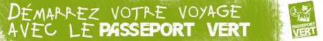 Le Passeport Vert : des conseils pour voyager responsable