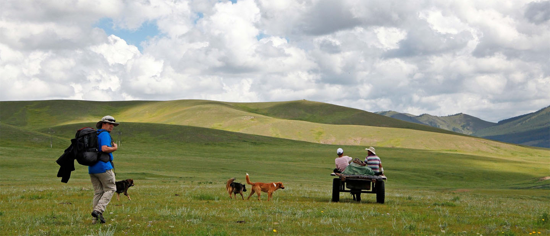 RANDONNéE : Mongolie Trek