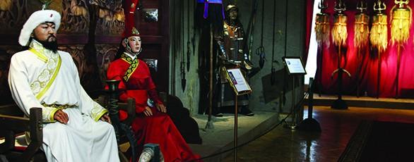 Ouverture d'un nouveau musée à Oulan Bator