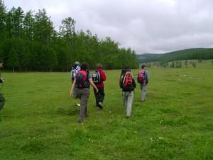 Voyage Trek nature Mongolie