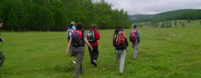 Voyage Trek nature