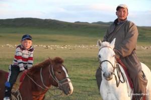 Voyage à Cheval en Mongolie