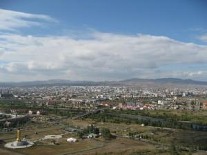Mongolie Oulan-Bator