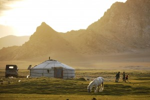 nomadisme selon Ciel Mongol