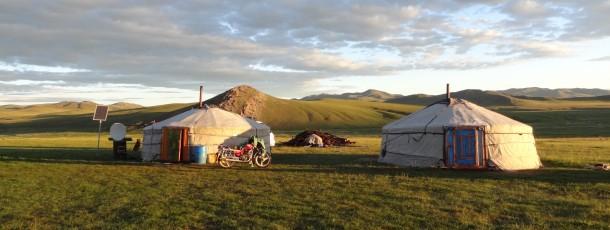 La yourte mongole et le « festival de la yourte » à Leysin (Suisse)