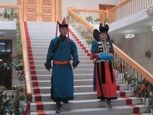 Le mariage en Mongolie