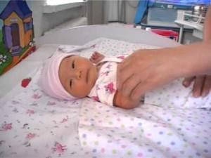 coutume du bain de bébé