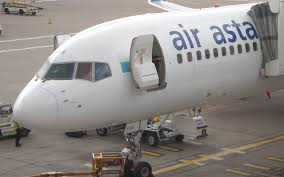 Avion Air Astana