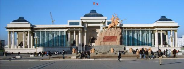 Les lieux à visiter quand vous serez à Oulan-Bator