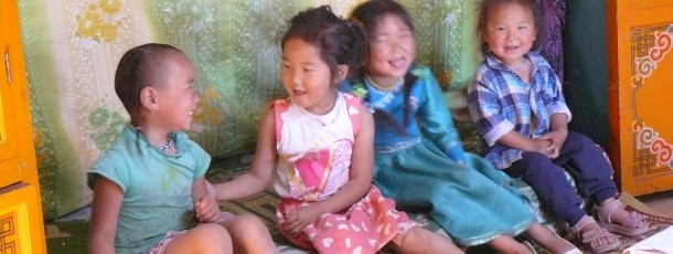Une bibliothèque numérique en Mongolie