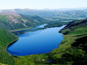 Le parc de Huit lacs