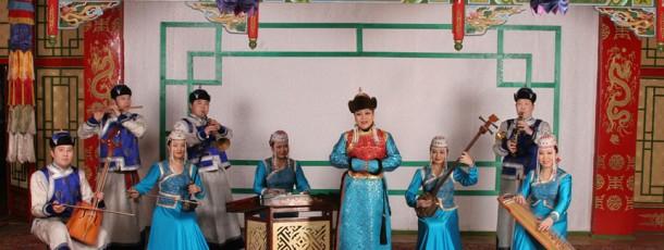 La musique en Mongolie
