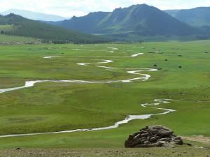 Mongolie circuit