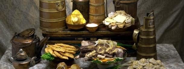 La cuisine mongole, 1ère partie »les repas à base de viande»