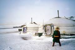 Voyage hiver en Mongolie