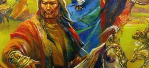 L'Empereur Xiongnu Modu Shanyu