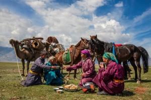 Nomadisme Mongolie