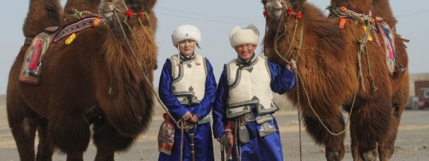 Le costume traditionnel mongol