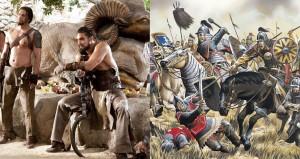 Dothrakis et Mongols