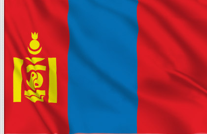 mongolie drapeau