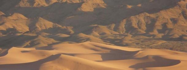 Le désert de Gobi et des treks en deux semaines?