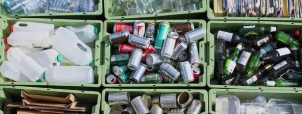 Les déchets en Mongolie