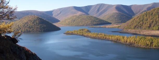 Randonnée de l'Orkhon et des Huit Lacs en Mongolie