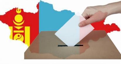 On a aussi voté en Mongolie